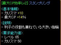 CP効率14%スタリン+10